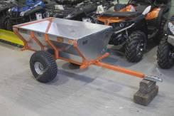 Прицеп самосвального типа для квадроцикла, нагрузка 350 кг. Г/п: 350 кг.