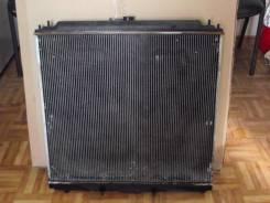 Радиатор охлаждения двигателя. Nissan Navara, D40M Nissan Pathfinder, R51M Двигатель YD25DDTI