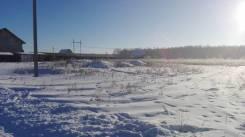 Участок под ИЖС в с. Долгодеревенское северный мкр. 1 500кв.м., собственность, электричество