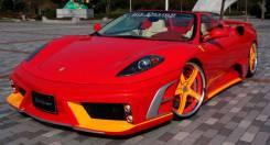 Обвес кузова аэродинамический. Ferrari. Под заказ