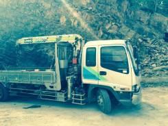 Isuzu Forward. Продам грузовик с манипулятором без ПТС. В отличном состоянии., 7 127 куб. см., 5 000 кг.