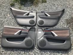 Обшивка двери. Toyota Allion, ZZT240, NZT240, AZT240, ZZT245 Двигатели: 1NZFE, 1AZFSE, 1ZZFE