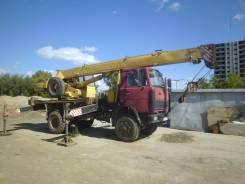 Ивановец КС-35715. Продам автокран ивановец, 11 150 куб. см., 16 000 кг., 14 м.