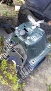 Крепление запасного колеса. Isuzu Bighorn, UBS73GW, UBS25GW, UBS69DW, UBS26GW, UBS25DW, UBS26DW, UBS69GW, UBS73DW