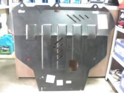 Защита двигателя. Ford Focus, CB8 Двигатели: XTDA, IQDB, XQDA, M8DA, M8DB, PNDA, UFDB