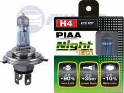 Лампа автомобильная H4 PIAA BULB Night TECH 3600K