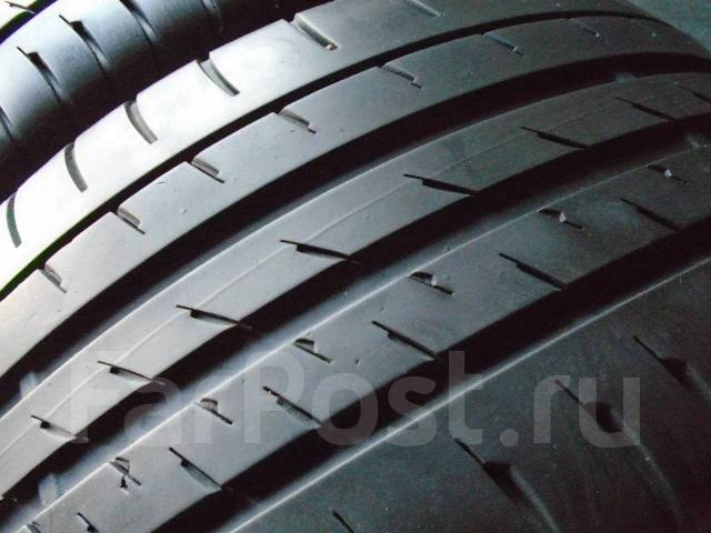 Continental ContiSportContact 3. Летние, 2012 год, износ: 20%, 4 шт
