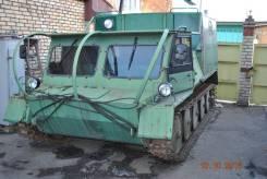 ГАЗ 73. Вездеход ГТМУ, 4 000,00кг.