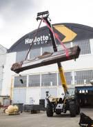 Haulotte HTL4014. Телескопический погрузчик дизельный, 4 400 куб. см., 4 000 кг. Под заказ