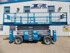 Genie GS. Ножничный дизельный подъёмник повышенной проходимости, 18 м. Под заказ