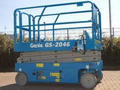 Genie GS. Ножничный самоходный электрический подъёмник. Под заказ