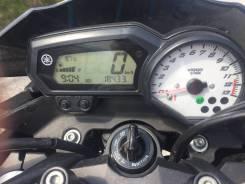 Yamaha FZ 08. 800 куб. см., исправен, без птс, без пробега