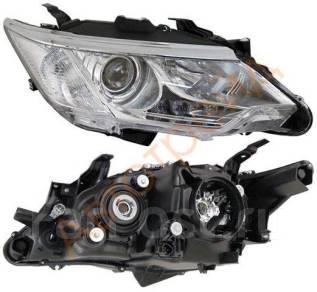 Фара. Toyota Camry, ASV51, ACV51, GSV50, AVV50, ASV50 Двигатели: 1AZFE, 6ARFSE, 2GRFE, 2ARFE, 2ARFXE