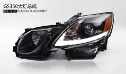 Фара. Lexus GS300, GRS191, UZS190, URS190, GRS196, GRS190 Lexus GS430, GRS196, GRS190, GRS191, UZS190, URS190 Lexus GS350, URS190, UZS190, GRS196, GRS...