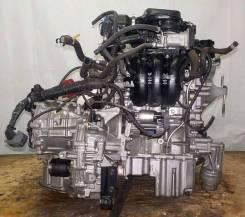 Двигатель в сборе. Toyota: Vitz, Aygo, Yaris, Passo, iQ, Belta, Roomy, Tank Двигатели: 1KRFE, 1KRVET