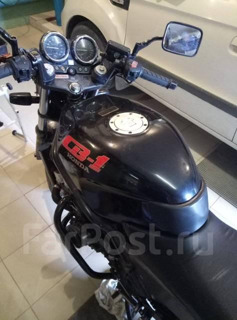 Honda CB1. 400 куб. см., исправен, птс, без пробега