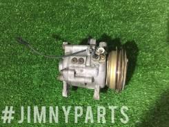 Компрессор кондиционера. Suzuki Jimny, JB23W Двигатель K6A