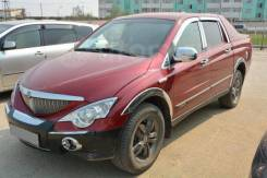 SsangYong Actyon Sports. D20DT