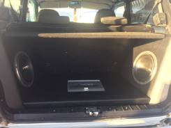 Музыкальный багажник ВАЗ 21214, Урбан. Нива ЗD.