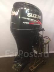 Suzuki. 200,00л.с., 4-тактный, бензиновый, Год: 2012 год