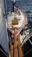 Морские прогулки на парусной яхте. 10 человек, 12км/ч