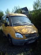 ГАЗ Газель Пассажирская. Продаётся Газ 322132 Газель, 2 300 куб. см., 12 мест