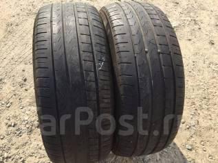 Pirelli Cinturato P7. Летние, 2012 год, износ: 40%, 2 шт