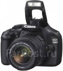 Canon EOS 1100D Kit. 10 - 14.9 Мп, зум: 14х и более