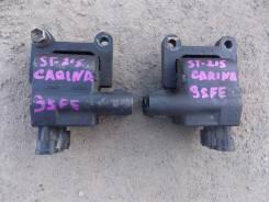 Катушка зажигания, трамблер. Toyota Carina, ST215
