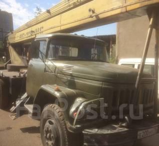 Камаз ВС-22. Продам автовышку ВС-22 на базе ЗИЛ-130, 6 000 куб. см., 22 м.