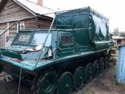ГАЗ 34039. Продам гусяничный вездеход, 500 куб. см., 1 500 кг., 4 200,00кг.