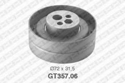 Ролик GT357.06 нат.ГРМ\Audi 80/100/A6/A8 2.6/2.8 91-95