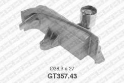 Ролик GT357.43 ремня ГРМ!\ Audi A4/A6, VW Passat 1.8/T/2.0 95>