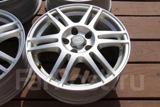 Bridgestone Glitzer. 7.0x17, 5x114.30, ET40, ЦО 67,0мм.