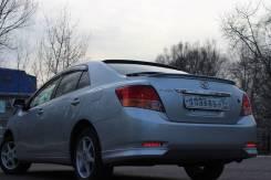 Спойлер. Toyota Allion, ZRT265, ZRT261, ZRT260, NZT260