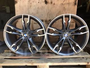 BMW. 8.5/9.5x19, 5x120.00, ET35/40, ЦО 72,5мм.