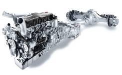 Раздаточная коробка. Mercedes-Benz C-Class, W203 Mercedes-Benz E-Class, W211, W210 Двигатели: M, 112, E28, E32, 113, E43, E, 28, 32, 43