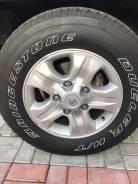 Продам колеса с дисками 275х65х17. x17