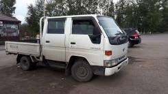 Toyota Toyoace. Продается двухкабинный грузовик , 2 800куб. см., 1 500кг., 6x4