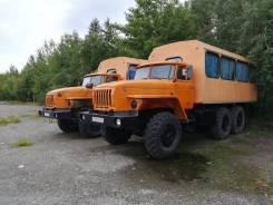 Урал 32551-0011-41. Продаётся Урал вахтовка, 11 150 куб. см., 24 места