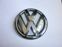 Эмблема решетки. Volkswagen Derby Volkswagen Polo
