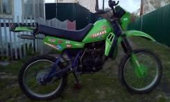 Yamaha. 50 куб. см., исправен, без птс, с пробегом