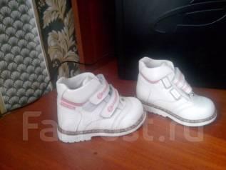 fa1c2a187 Отличные ортопедические зимние ботинки - Детская обувь в Хабаровске