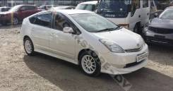 Обвес кузова аэродинамический. Toyota Prius, NHW20 Двигатель 1NZFXE
