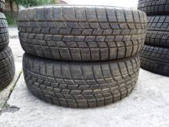 Goodyear Ice Navi 6. Зимние, без шипов, износ: 5%, 2 шт