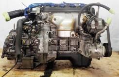 Двигатель в сборе. Honda Accord, CF4 Honda Torneo, CF4 Двигатель F20B
