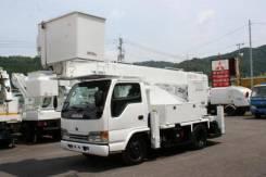 Nissan Atlas. Автовышка 15 м, 4 600 куб. см., 15 м. Под заказ