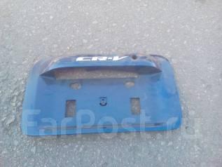 Рамка для крепления номера. Honda CR-V, RD1 Двигатель B20B