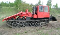 Гранд ТСН-4. Трактор трелевочный ТСН-4, 11 000куб. см., 15 000кг., 10 500кг.