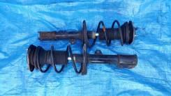 Амортизатор. Toyota Corolla Spacio, NZE121, NZE121N Двигатель 1NZFE